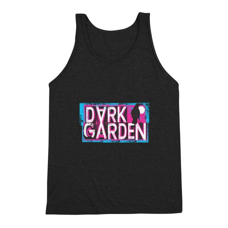 I Want My MTV! Men's Triblend Tank by DarkGarden