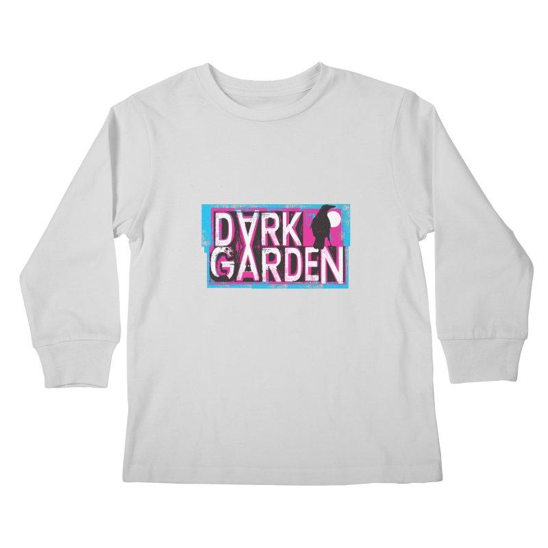 I Want My MTV! Kids Longsleeve T-Shirt by DarkGarden