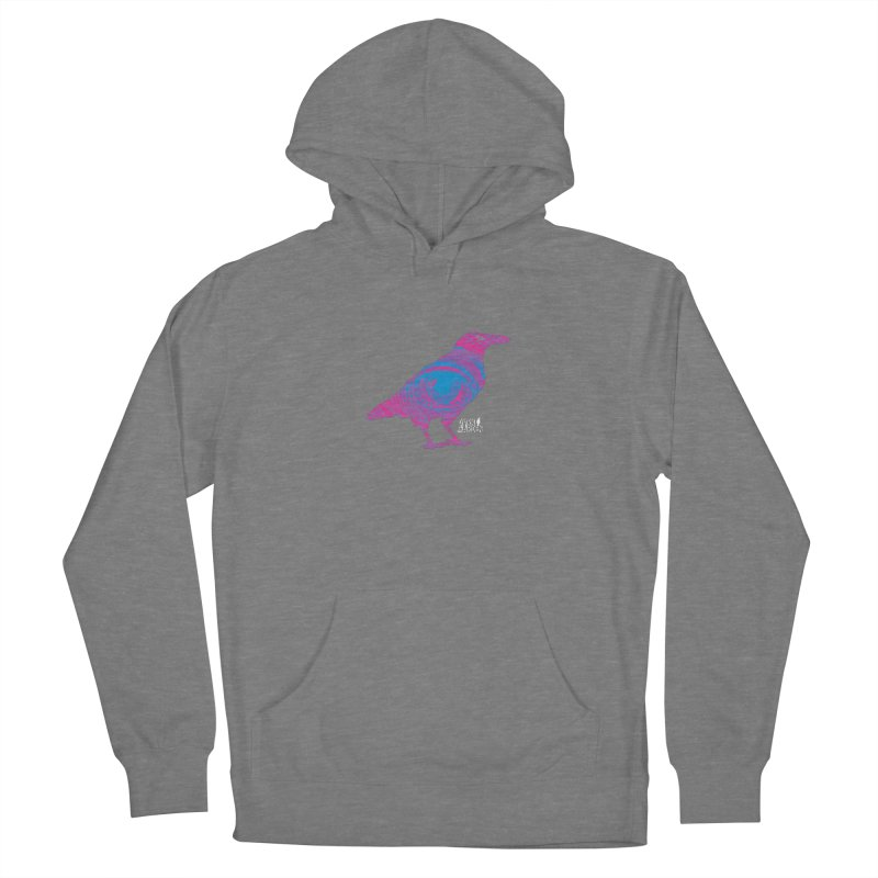 The All-Seeing Rook Women's Pullover Hoody by DarkGarden