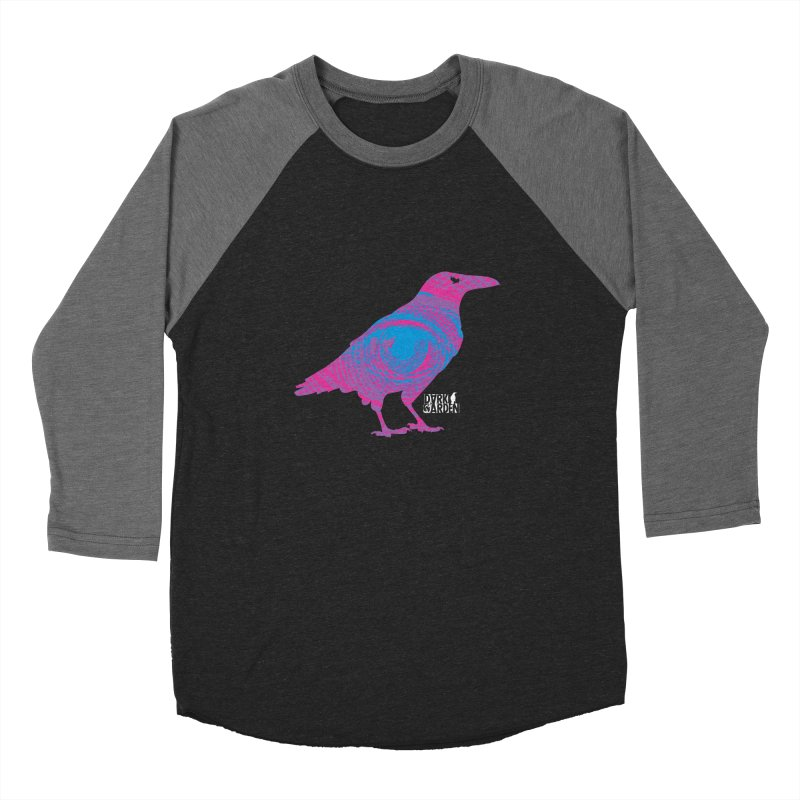 The All-Seeing Rook Women's Baseball Triblend Longsleeve T-Shirt by DarkGarden
