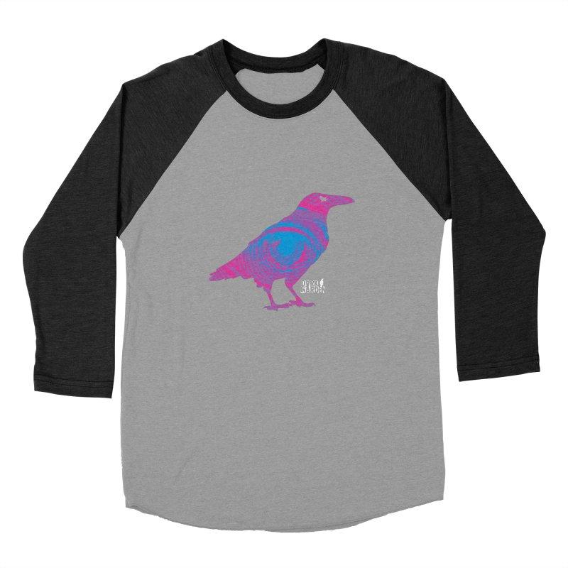 The All-Seeing Rook Women's Baseball Triblend Longsleeve T-Shirt by DarkGarden