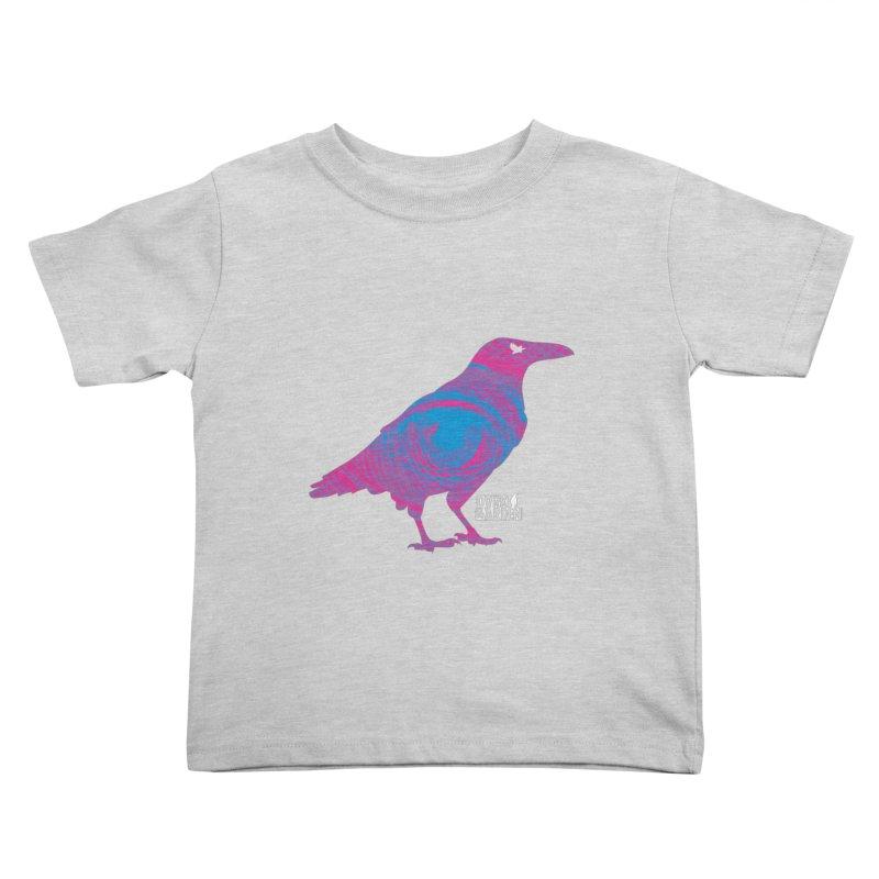 The All-Seeing Rook Kids Toddler T-Shirt by DarkGarden