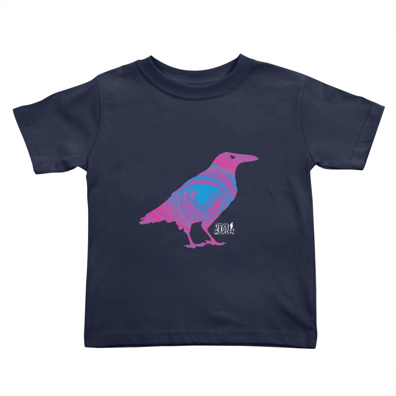 The All-Seeing Rook Kids Toddler T-Shirt by DarkGarden