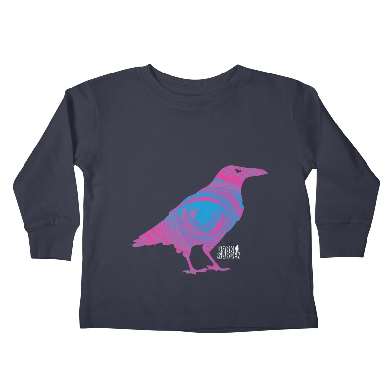 The All-Seeing Rook Kids Toddler Longsleeve T-Shirt by DarkGarden