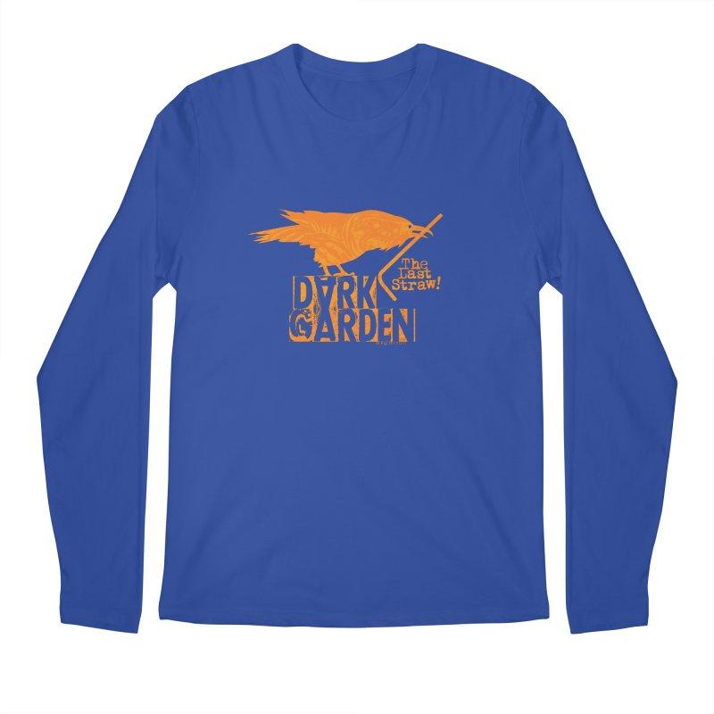 The Last Straw Men's Regular Longsleeve T-Shirt by DarkGarden