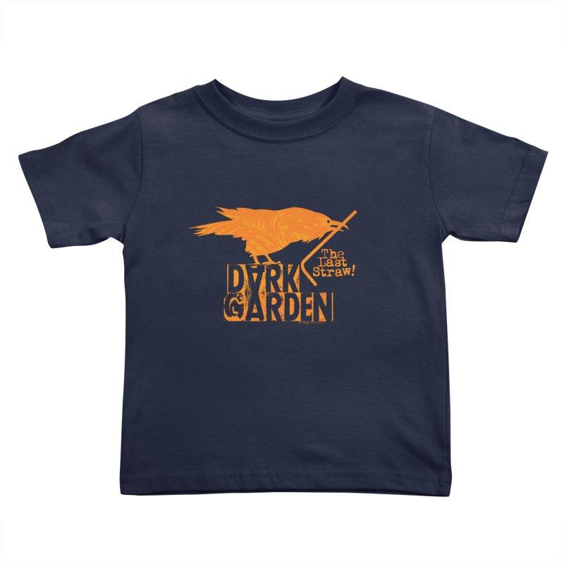 The Last Straw Kids Toddler T-Shirt by DarkGarden