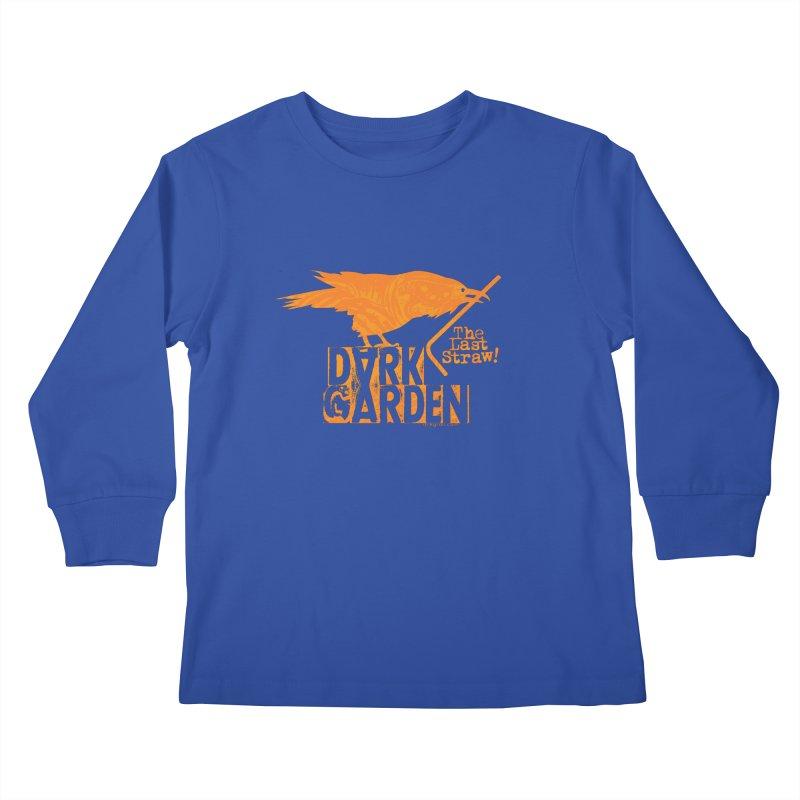 The Last Straw Kids Longsleeve T-Shirt by DarkGarden