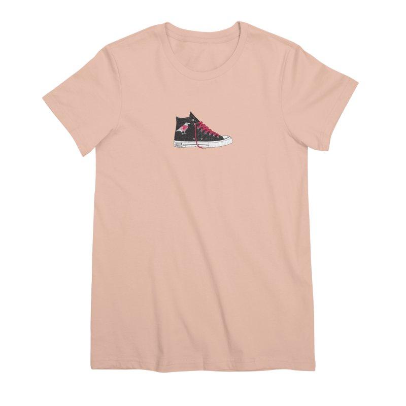 Con Job Women's Premium T-Shirt by DarkGarden
