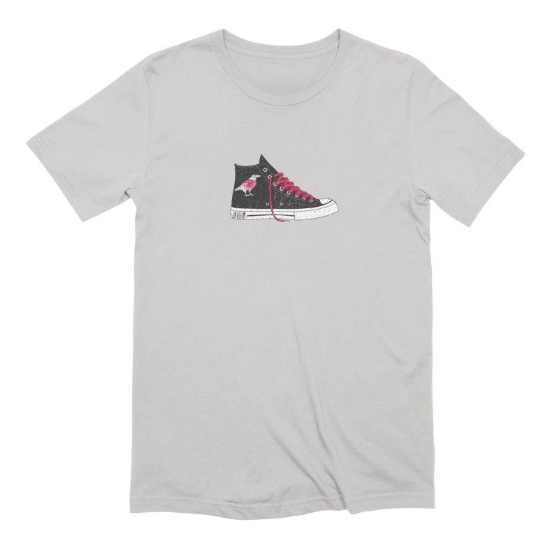 Con Job Men's Extra Soft T-Shirt by DarkGarden