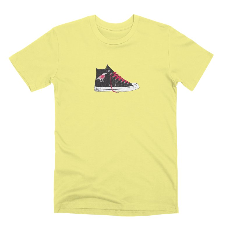 Con Job Men's Premium T-Shirt by DarkGarden