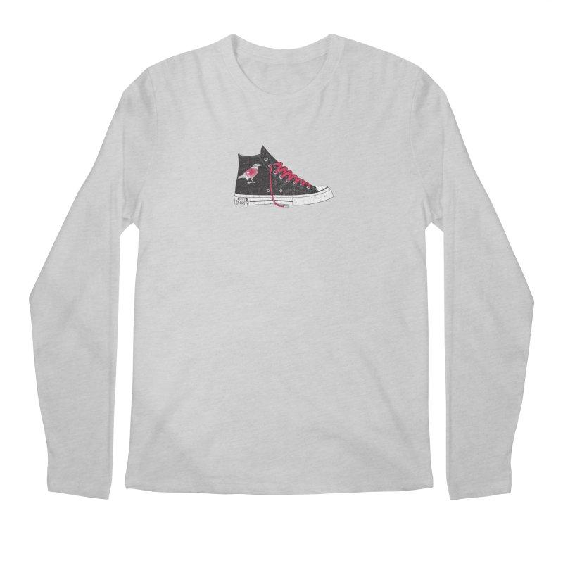 Con Job Men's Regular Longsleeve T-Shirt by DarkGarden