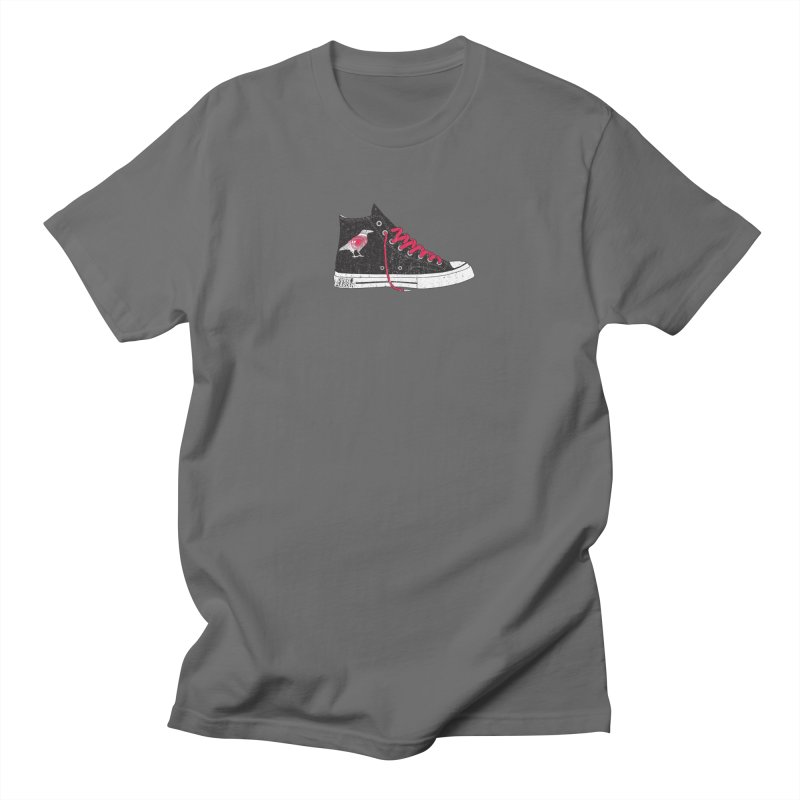 Con Job Men's T-Shirt by DarkGarden