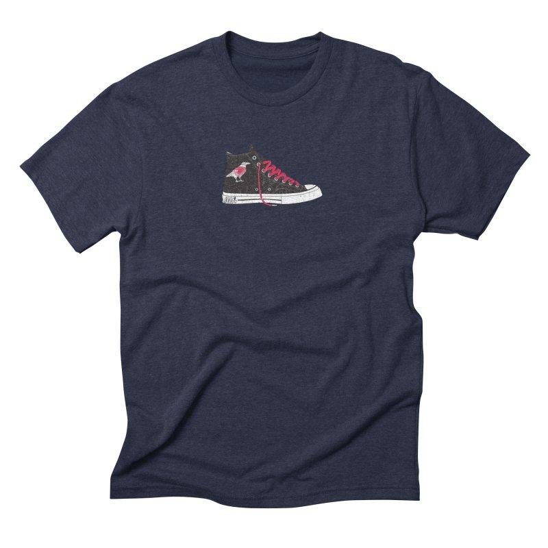 Con Job Men's Triblend T-Shirt by DarkGarden