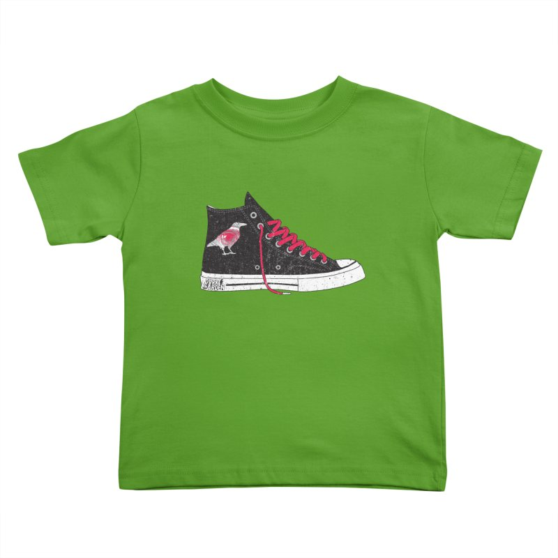 Con Job Kids Toddler T-Shirt by DarkGarden