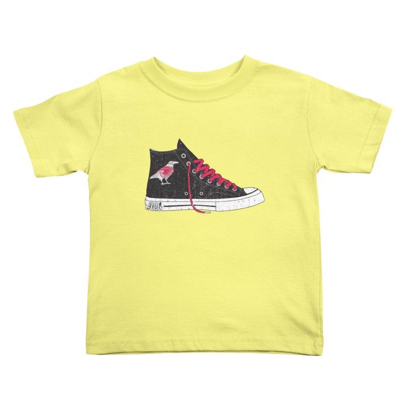 Con Job Kids Toddler T-Shirt by DarkGarden