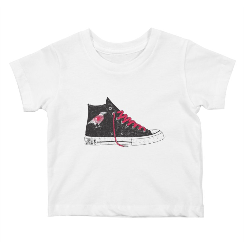 Con Job Kids Baby T-Shirt by DarkGarden