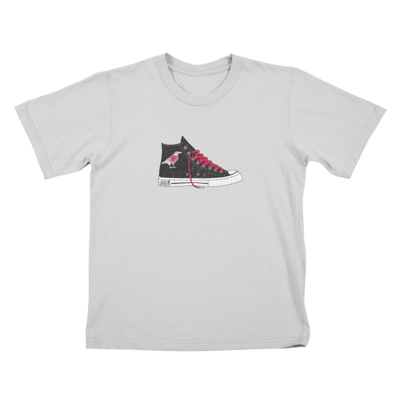 Con Job Kids T-Shirt by DarkGarden