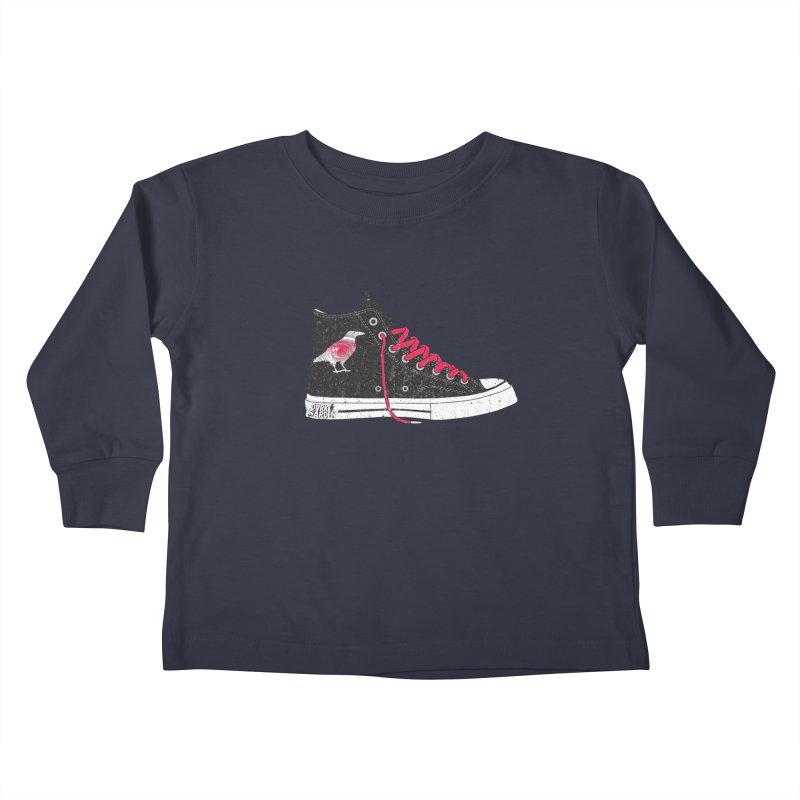 Con Job Kids Toddler Longsleeve T-Shirt by DarkGarden