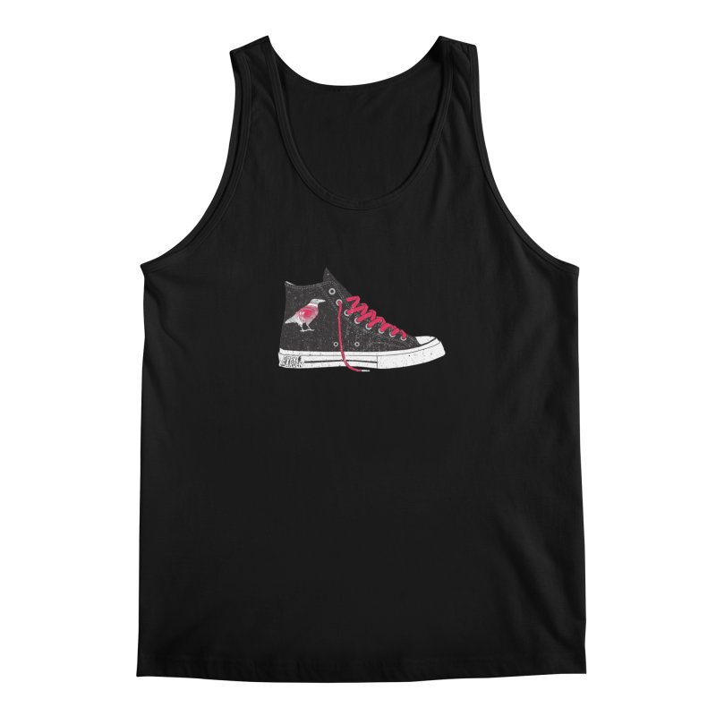 Con Job Men's Regular Tank by DarkGarden