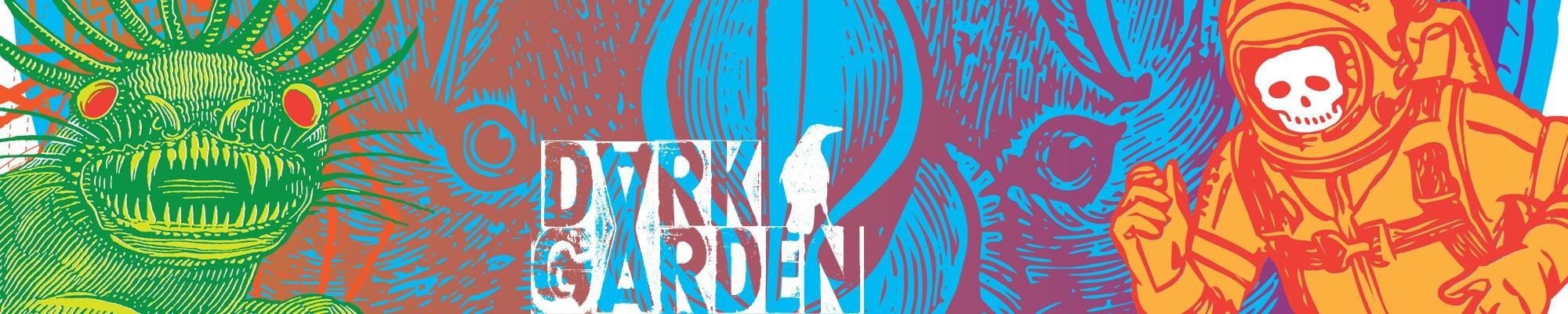 DarkGarden Cover