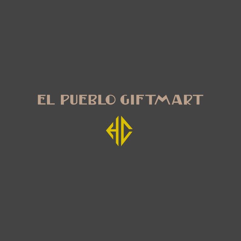 El Pueblo Giftmart Men's T-Shirt by Dave Tees