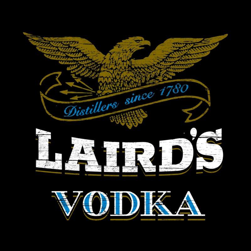 Vodka Men's T-Shirt by Dave Tees
