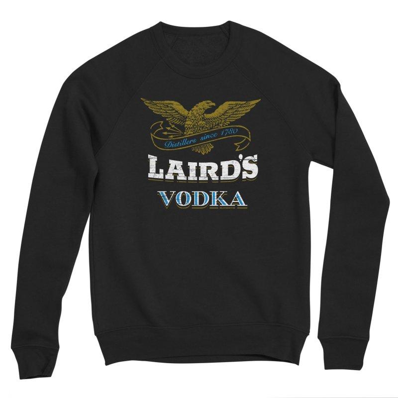 Vodka Men's Sponge Fleece Sweatshirt by Dave Tees