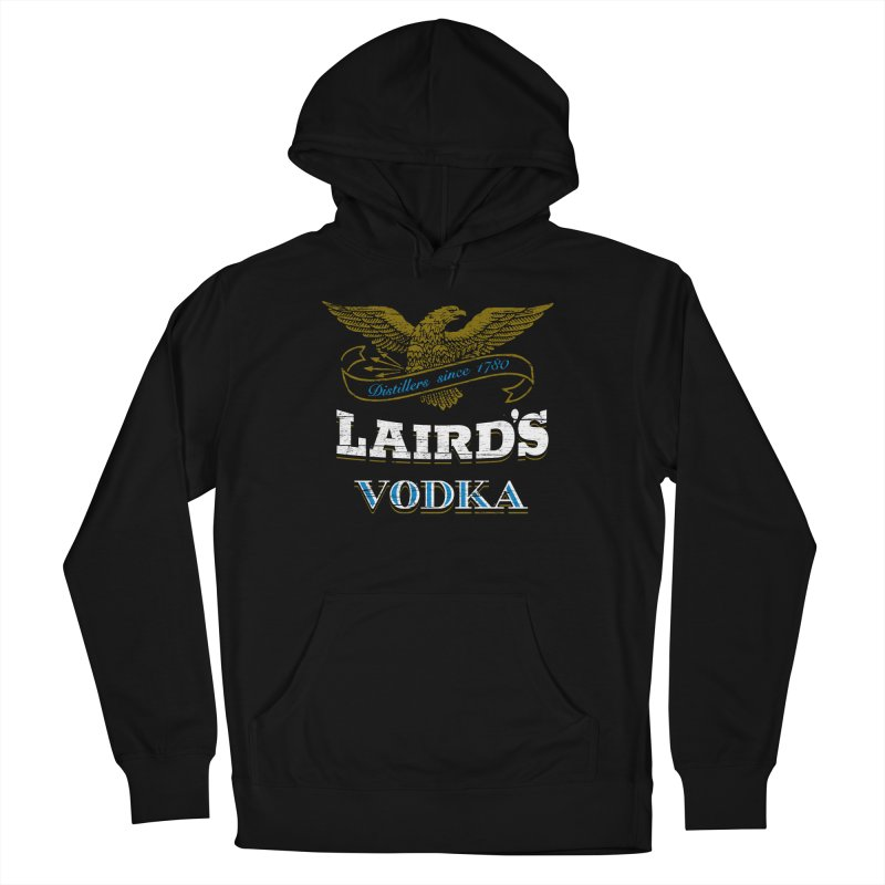 Vodka Men's French Terry Pullover Hoody by Dave Tees