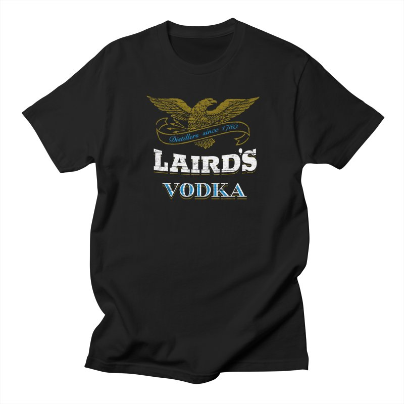Vodka Men's Regular T-Shirt by Dave Tees