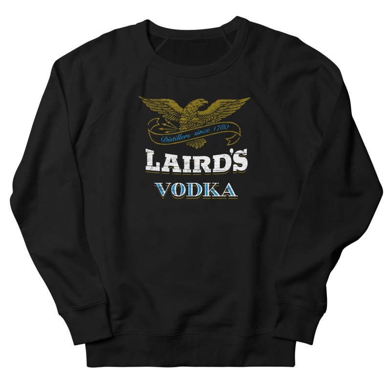 Vodka Men's French Terry Sweatshirt by Dave Tees