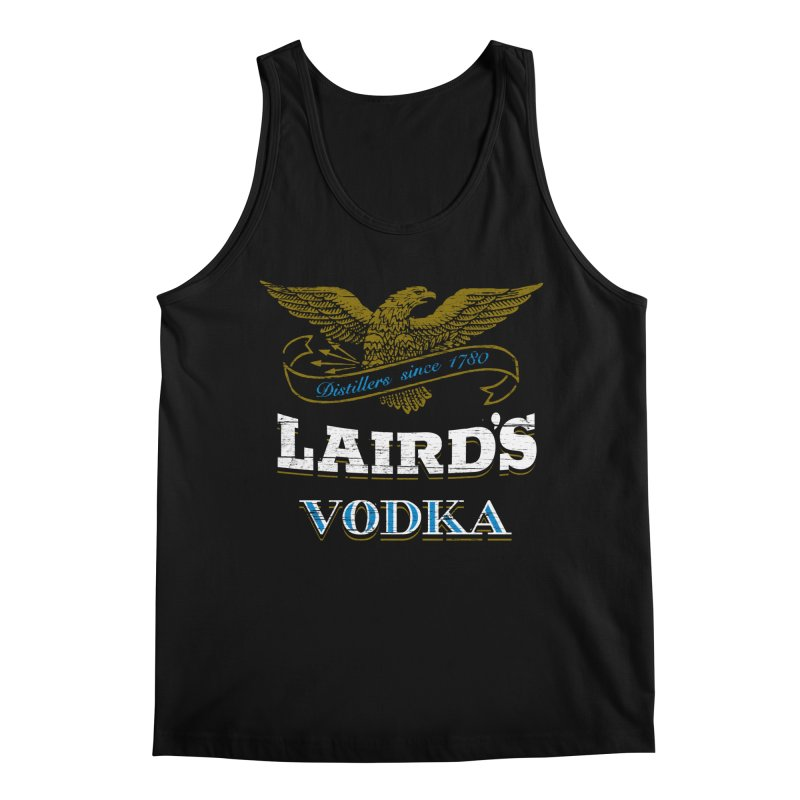 Vodka Men's Regular Tank by Dave Tees