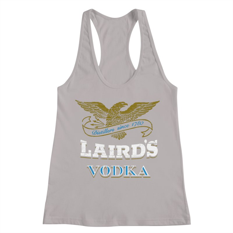 Vodka Women's Racerback Tank by Dave Tees