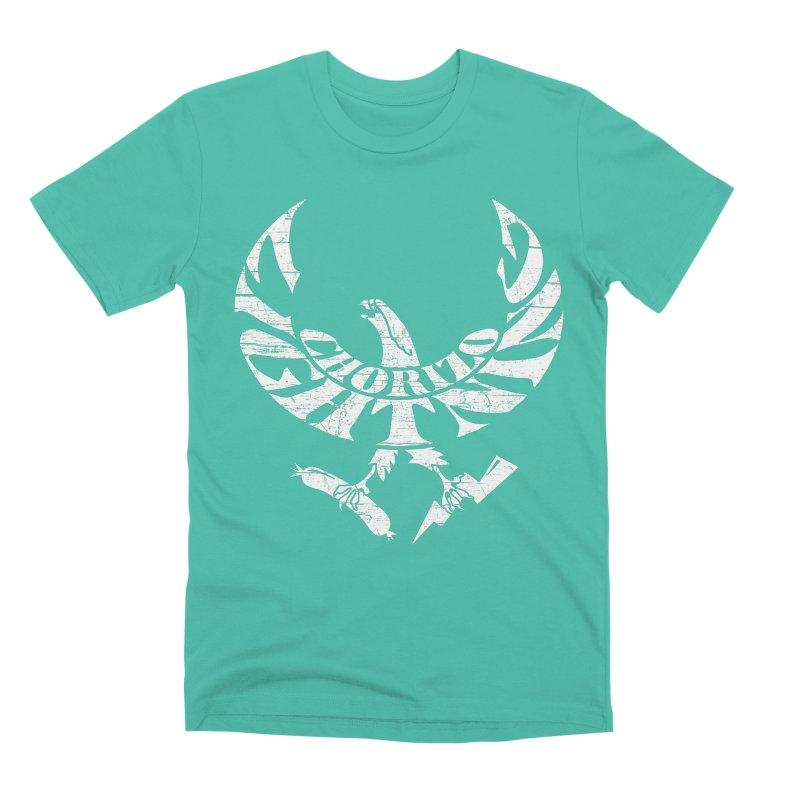 Chorizo Lightning Men's Premium T-Shirt by Dave Tees