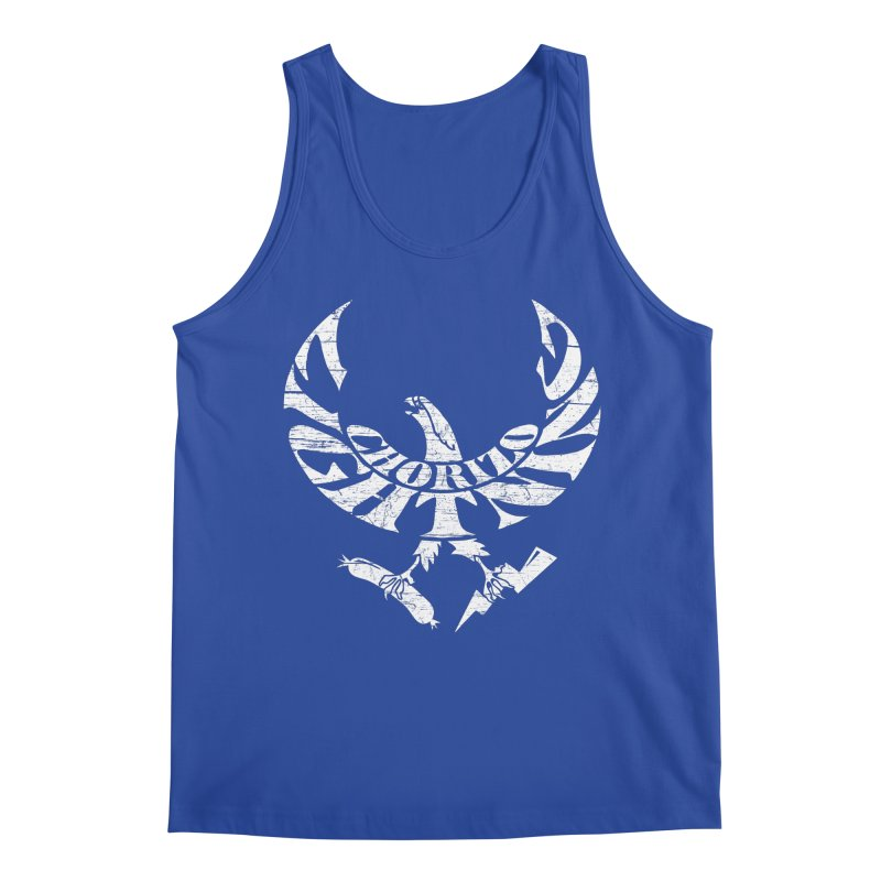 Chorizo Lightning Men's Regular Tank by Dave Tees