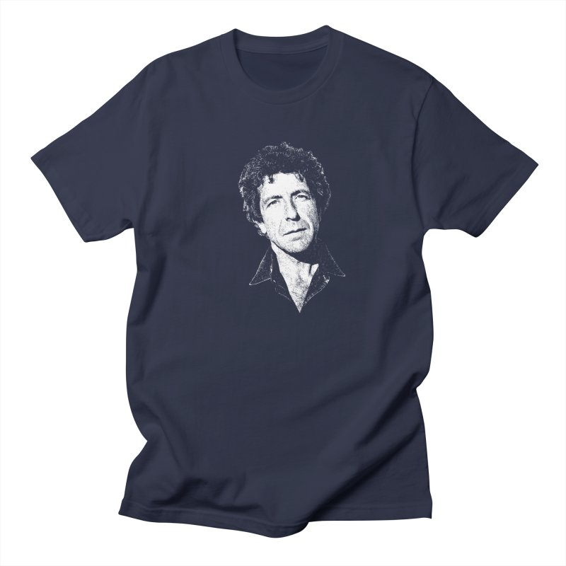 I'm Your Man (Leonard Cohen) Men's T-Shirt by Dave Tees