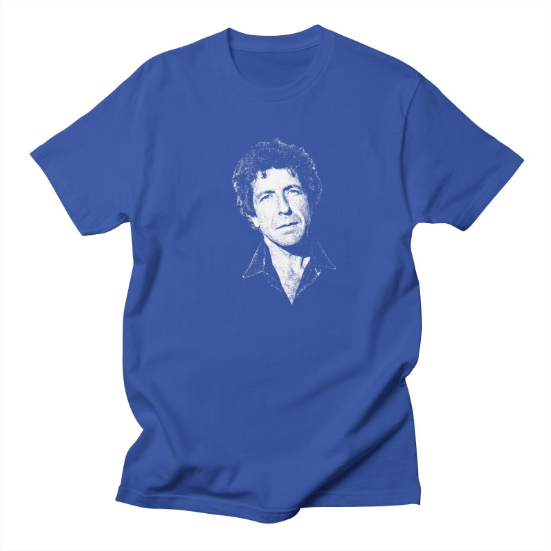 I'm Your Man (Leonard Cohen) Men's Regular T-Shirt by Dave Tees