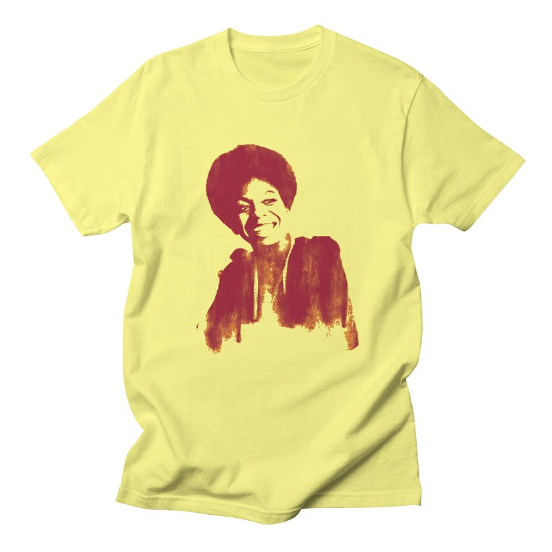 Nina (Nina Simone) Men's T-Shirt by Dave Tees