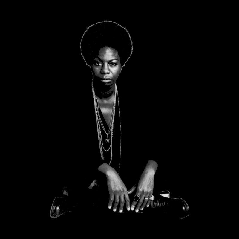 Nina Simone  by Dave Tees