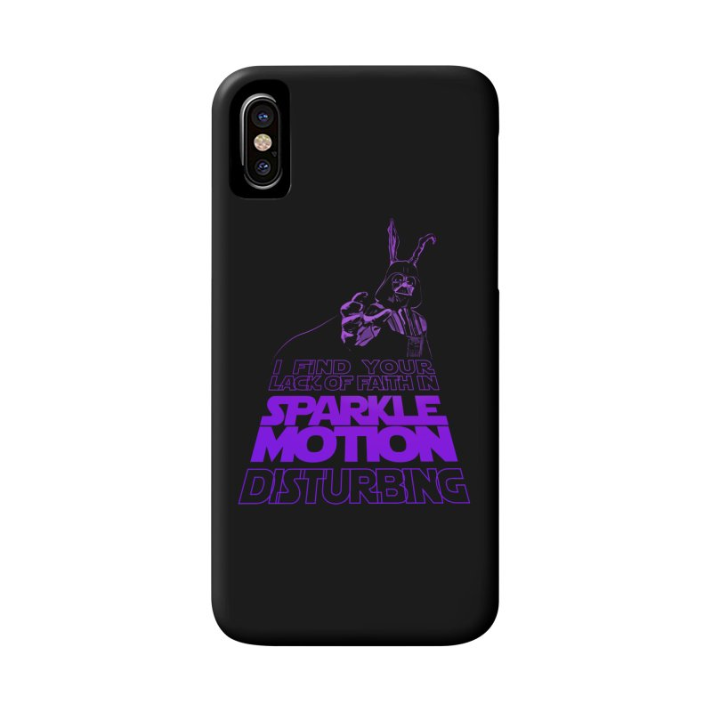 Donnie Dartho Accessories Phone Case by Dave Tees