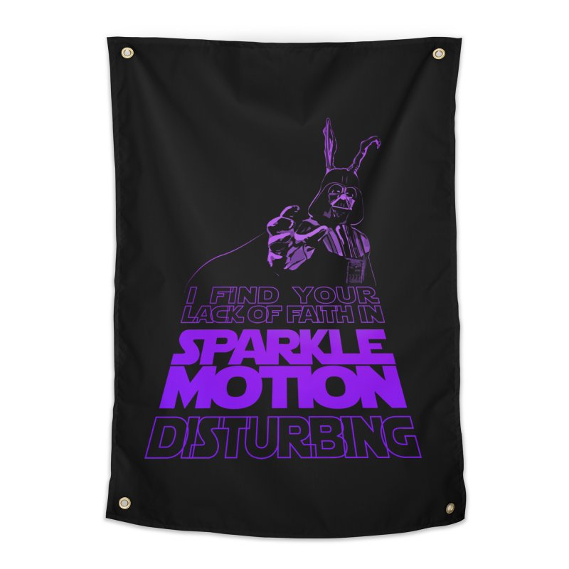 Donnie Dartho Home Tapestry by Dave Tees