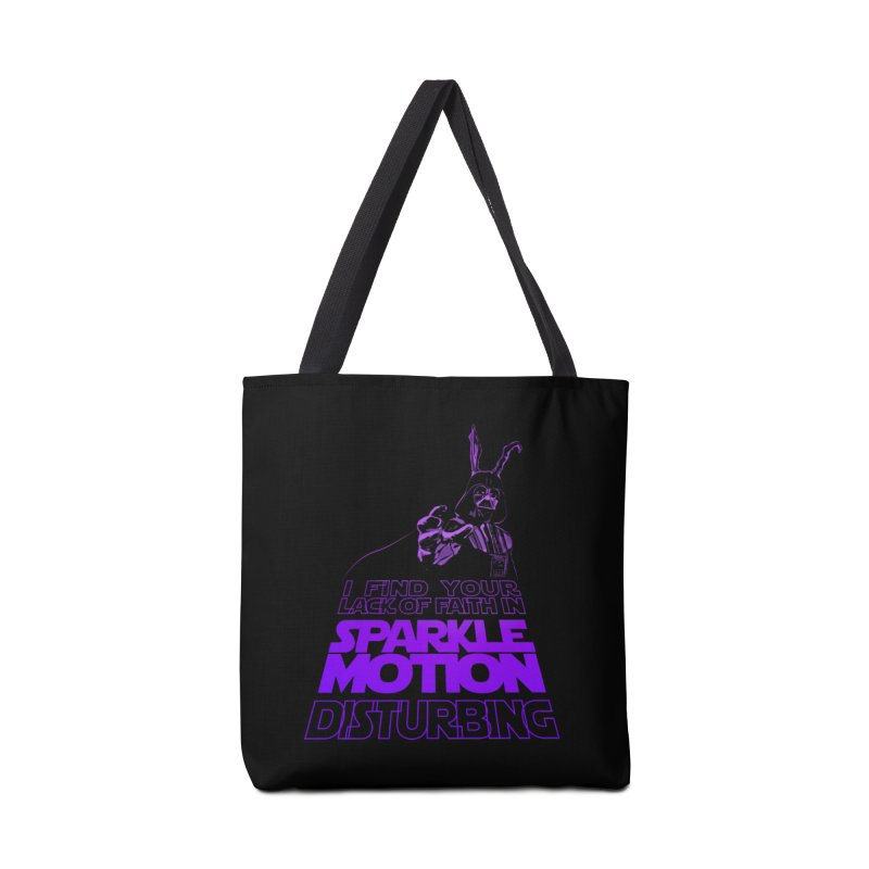 Donnie Dartho Accessories Tote Bag Bag by Dave Tees