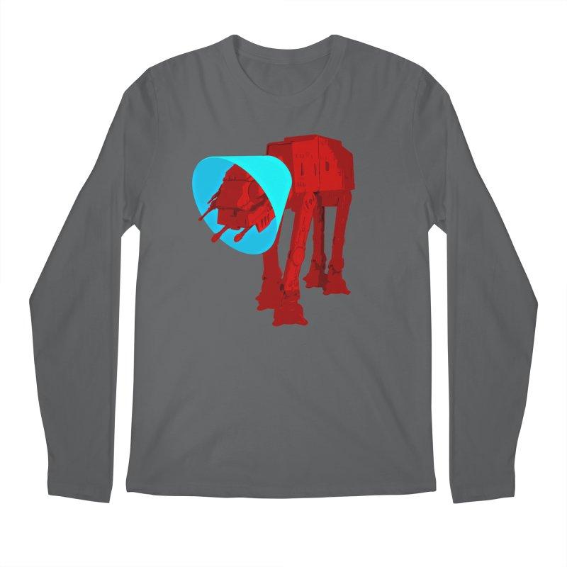 AT-AT BooBoo Men's Regular Longsleeve T-Shirt by Dave Tees
