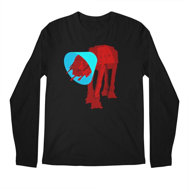 AT-AT BooBoo Men's Longsleeve T-Shirt by Dave Tees