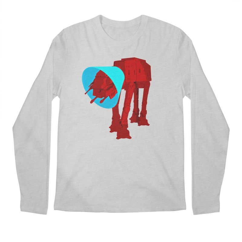 AT-AT BooBoo Men's Longsleeve T-Shirt by Dave Tees