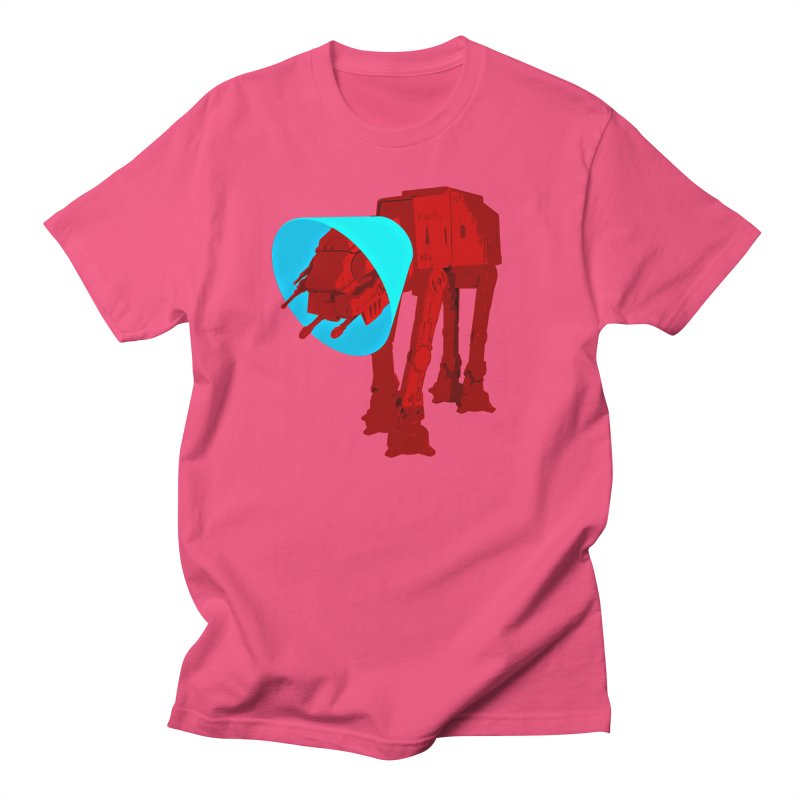 AT-AT BooBoo Women's Regular Unisex T-Shirt by Dave Tees