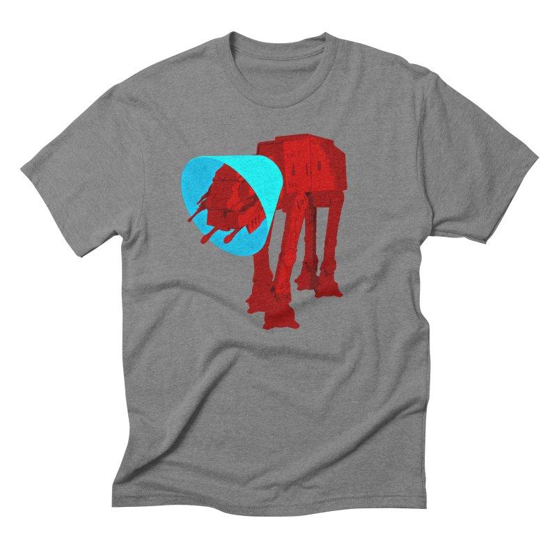 AT-AT BooBoo Men's Triblend T-Shirt by Dave Tees