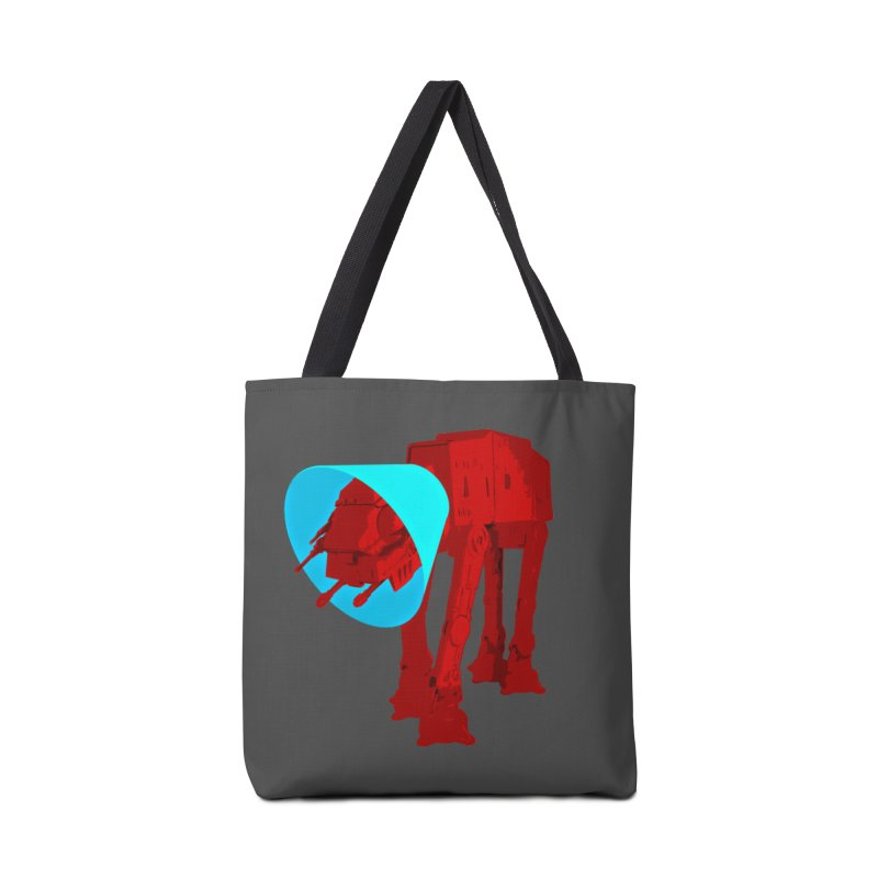 AT-AT BooBoo Accessories Tote Bag Bag by Dave Tees