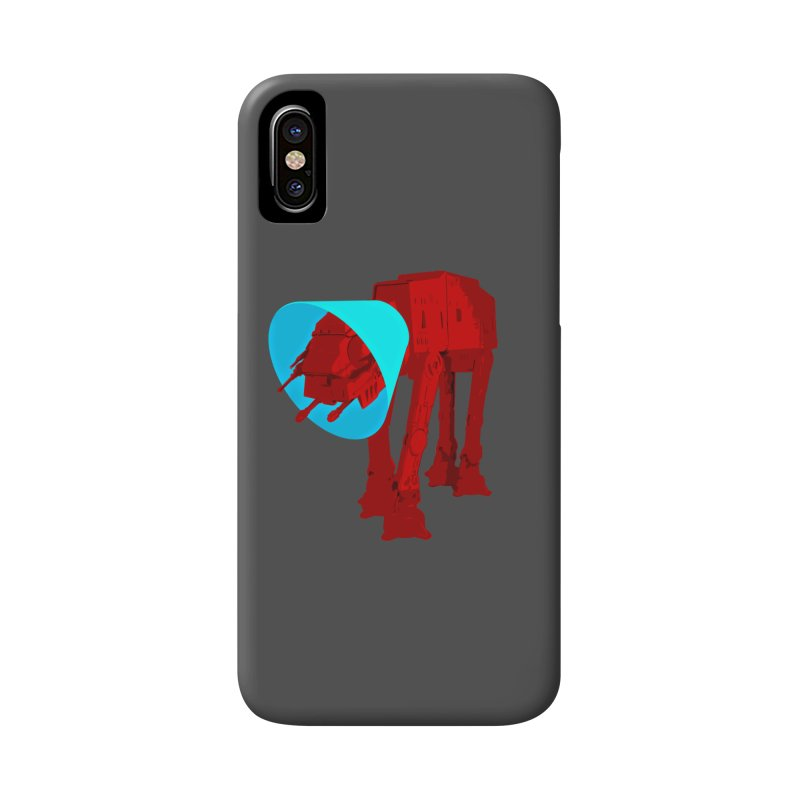 AT-AT BooBoo Accessories Phone Case by Dave Tees