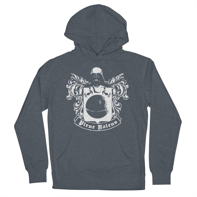 Plene Valens (Fully Operational) Men's French Terry Pullover Hoody by Dave Tees