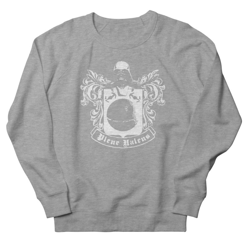 Plene Valens (Fully Operational) Women's French Terry Sweatshirt by Dave Tees